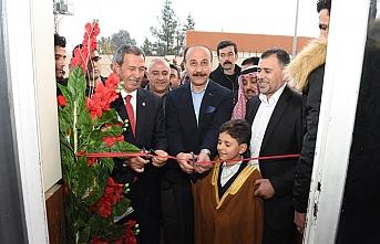 Tel Abyad'da ilk şirketi Şanlıurfa açtı