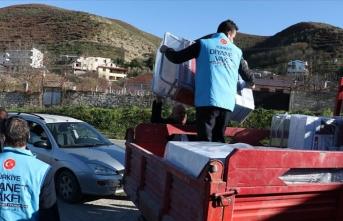 Türkiye, Arnavutluk'taki depremzedelere yardıma devam ediyor