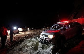 Uludağ'da kaybolan dağcıları arama çalışmaları devam ediyor
