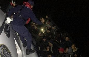 2019'da 37 bin 582 göçmen sınır dışı edildi