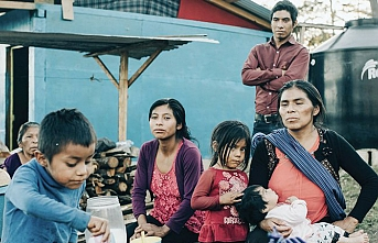 2 bin göçmen Meksika sınırına dayandı
