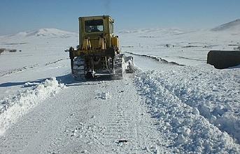 491 yerleşim biriminin yolu ulaşıma kapandı