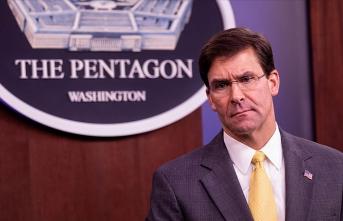 ABD Savunma Bakanı Esper'den İran'a tehdit: 'Oyun değişti gereken ne ise yapacağız'