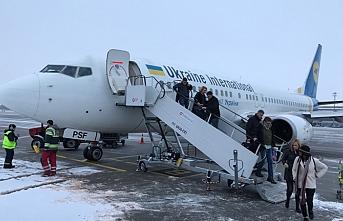 ABD, Air France, Singapur Havayolları, Ukrayna Havayolları İran bölgesindeki uçuşları durdurdu..