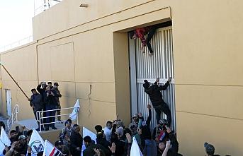 ABD, Bağdat Büyükelçiliğine düzenlenen son saldırıdan dolayı öfkeli
