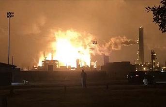 ABD'nin Houston kentinde sebebi bilinmeyen patlama