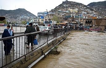 Afganistan'daki sel felaketinde 11 kişi öldü