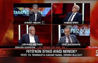 Ahmet Hakan'dan CHP'li eski vekil Günaydın'a ahlak dersi