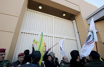 Bağdat'taki ABD elçiliğine 750 ABD askeri daha geldi