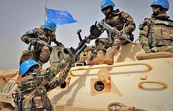 BM Barış Gücü askerlerine roketle saldırı: Çok sayıda yaralı var