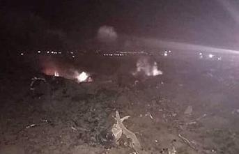 Cezayir'de askeri uçak kazası: 2 ölü