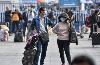 Çin'de salgının başladığı Vuhan şehrinde toplu ulaşım askıya alınacak