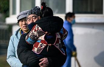 Çin'e giden Japon'da gizemli solunum yolu hastalığına rastlandı
