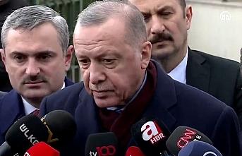 Cumhurbaşkanı Erdoğan: Bunun bedelini ödeteceğiz
