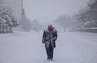 Doğu Anadolu'da 130 yerleşim birimine ulaşım sağlanamıyor