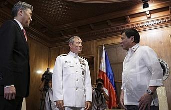 Duterte tehdit etti: Amerikan askerlerini ülkeden kovarım