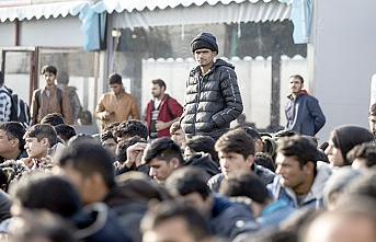 Edirne'de 30 göçmen yakalandı