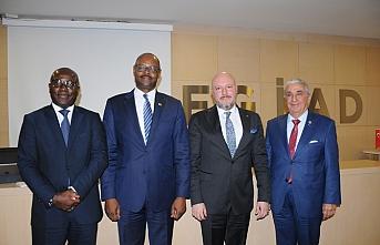 EGİAD - Afrika İşbirliği'nden 'Afrika İle İş Yapmak' organizasyonu