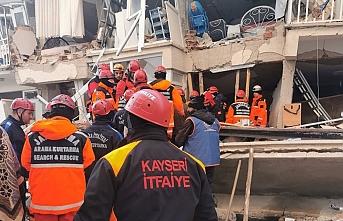 Enkazdaki son kişi de çıkarılmıştı: AFAD'dan açıklama geldi