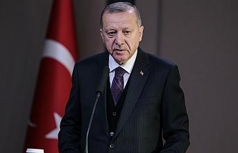 Erdoğan, Adana'nın kurtuluş yıl dönümünü kutladı