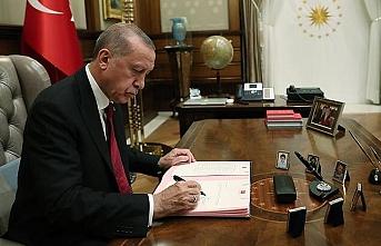 Erdoğan imzaladı: Bazı taşınmazlar kamulaştırıldı