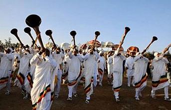 Etiyopyalı Hristiyanlar Timkat'ı kutladı