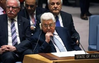 Filistin Devlet Başkanı Abbas, Trump'ın sözde barış planına BMGK'de karşı çıkacak