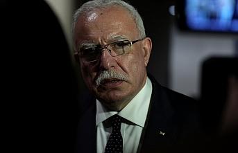 Filistin Dışişleri Bakanı: Netanyahu iktidara tekrar gelirse..