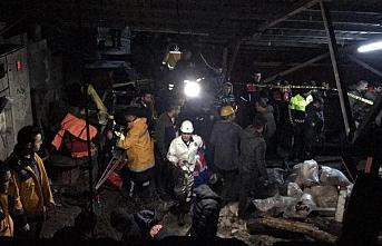 Geçen yıl mühürlenmişti: Maden ocağında göçük