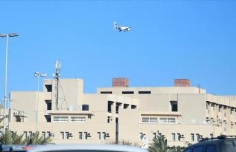 Hafter'in 'uçakları düşürmekle' tehdit ettiği Mitiga Havalimanı yeniden açılıyor
