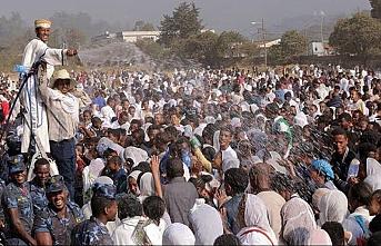Hristiyanların Timkat Bayramı mateme dönüştü: En az 100 yaralı