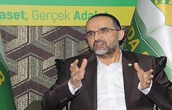 HÜDA PAR Süleymani suikasti için basın açıklaması yayınladı