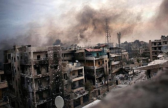 İdlib Gerginliği Azaltma Bölgesi'nde hava saldırısı