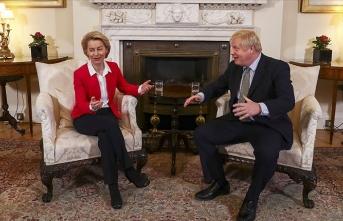 İngiltere ile AB arasında 'olumlu' görüşme