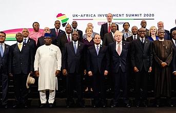 İngiltere'nin Afrika'ya geri dönüşü ve İngiltere-Afrika Yatırım Zirvesi