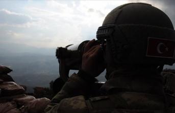 Irak'ın kuzeyinden acı haber! 1 asker şehit