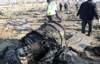 İran Ukrayna uçağını vurdu mu? Görüntüleri yayınlandı...