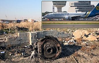 İran'da düşen uçağın pilotu yardım çağrısında bulunmamış