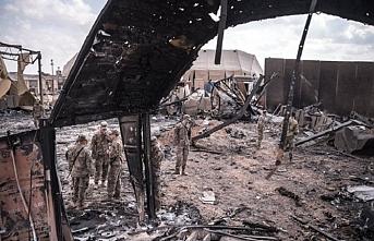 İran'ın saldırısında 34 ABD askeri beyin travması geçirmiş