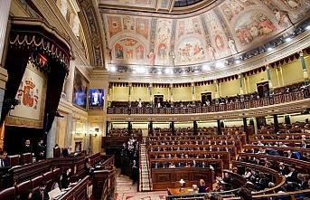 İspanya'da Bakanlar Kurulu ilk kez toplandı
