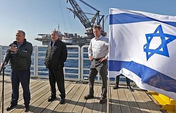 İsrail'den Mısır'a doğal gaz ihracatı