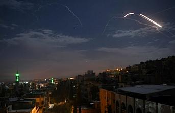 'İsrail, Humus'ta askeri noktaya saldırdı' iddiası