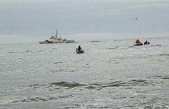 Karadeniz'de tanker ile balıkçı teknesi çarpıştı!