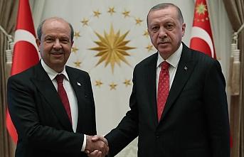 KKTC Başbakanı Tatar'dan Erdoğan'a 'taziye' telefonu