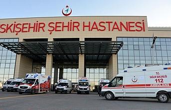 Kütahya-Eskişehir kara yolunda kaza: 19 yaralı