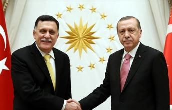 Libya Ulusal Mutabakat Hükümeti Başbakanı Fayiz es-Serrac Türkiye'ye geliyor