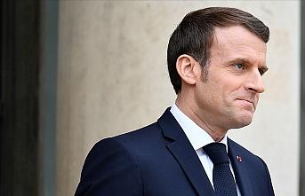 Macron'un bulunduğu yeri sosyal medyada paylaşan gazeteciye soruşturma