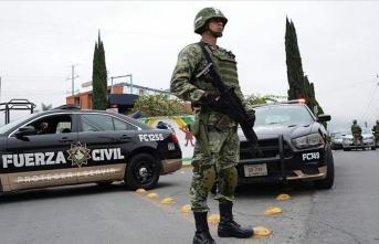 Meksika'da son 13 ayda 1471 çocuk öldürüldü