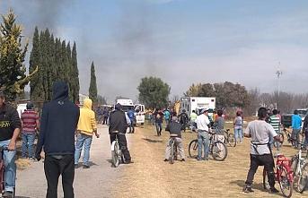 Meksika'da havai fişek deposu patladı: 2 ölü