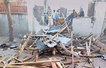 Nijerya'da sabah namazında camiye intihar saldırısı.. 12 yaşındaki çocuk şehit oldu